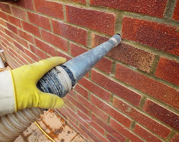 Cavity Wall Insulation Win of £8,000.00
